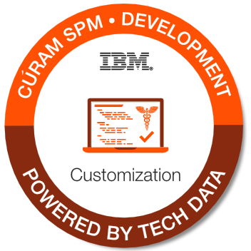 9D74G - IBM Cúram SPM for Developers (Customization) 7.x