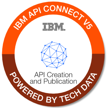 WD500G - Create, Secure, and Publish APIs with IBM API Connect V5