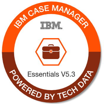 F2900G - IBM Case Manager Essential