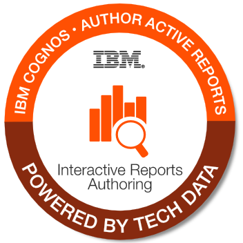 B6098G - Cognos Analytics - Author Active Reports (V11.0)