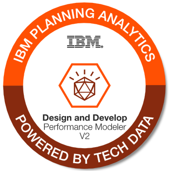 P8352G - IBM Planning Analytics: Design and Develop Models in Performance Modeler V2