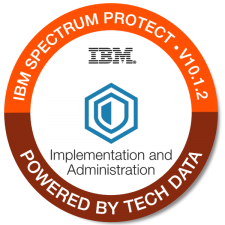 TSP11G - IBM Spectrum Protect Plus 10.1.2 - Implementation and Administration