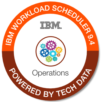 TX319G - IBM Workload Scheduler 9.4 Operations and Scheduling