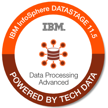 KM423 - IBM InfoSphere DataStage V11.5 - Advanced Data Processing
