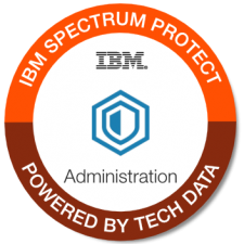 TS617G -  IBM Spectrum Protect version 8.1.6 Implementation and Administration
