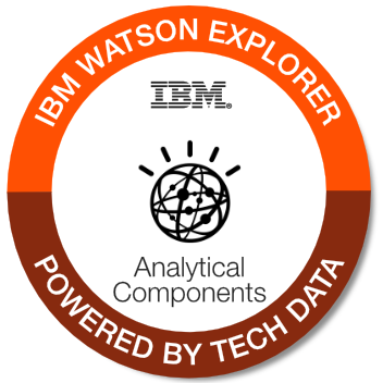 O3110G - Watson Explorer Analytical Components