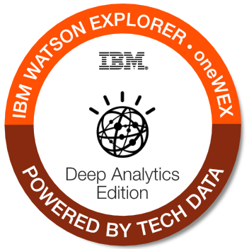 O3201G - IBM Watson Explorer Deep Analytics Edition oneWEX