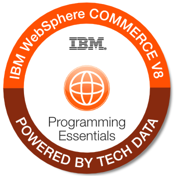 6G80G - WebSphere Commerce V8 Programming Essentials