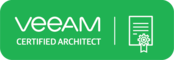 Veeam Certified Architect