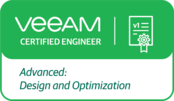 Veeam Certified Engineer Advanced