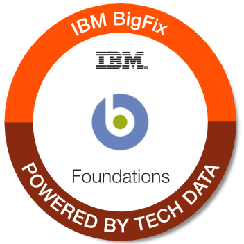 IS720G - IBM BigFix Platform Foundations