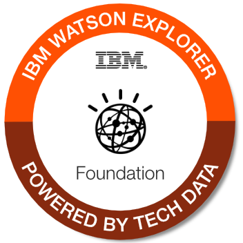 O3100G - Watson Explorer Foundational Components