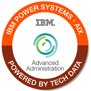 AN15G - Power Systems for AIX Advanced Administration